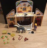 Playmobil Tragbarer Reiterhof