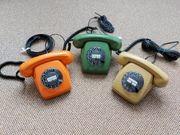 Telefon Typ611 aus den 60ziger