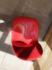 4 Z-Stühle und Tisch