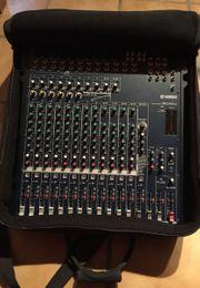 YAMAHA MG166CX Mischpult Mixer mit