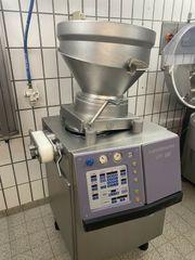 Füllmaschine Vakuumfüller HANDTMANN VF80