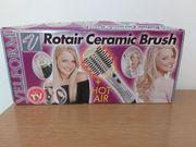 Rotair Ceramic Brush hot air -