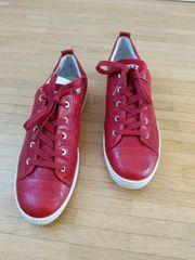 wunderschöne rote Sneaker Gr 41