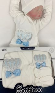 Babystrampler Baby Erstausstattung Taufanzug