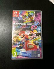 Nintendo Switch Spiel MarioKart Deluxe
