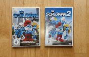 2 DVDs Die Schlümpfe