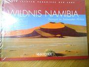 Bildband Wildnis Namibia von Dieter