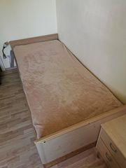 Zu Verschenken Bett Einzelbett Abholung