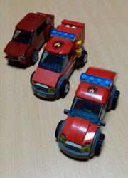 LEGO CITY FAHRZEUGE