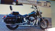 Harley Davidson Softail Heritage Vergaser