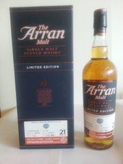Whisky Arran Whisky 21 J