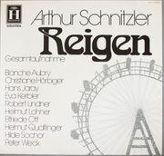 Arthur Schnitzler-Reigen Gesamtaufnahme LP Hörspiel