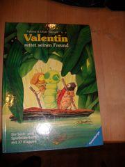 Kinderbuch Valentin rettet seinen Freund