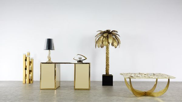 Ankauf Palmen Lampe in NRW