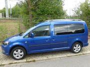 VW Caddy maxi 140 Ps
