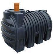 Abwassertank 3m³ mit DIBT Zulassung