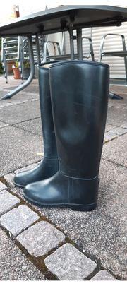 Reitstiefel schwarz Gr 36