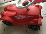 Rotes Bobby-Car