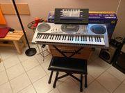 Casio CTK 671 Keyboard mit
