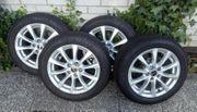 Neuwertige 16 LM-Felgen mit Reifen