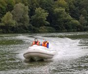 Festrumpf Rib Schlauchboot Zodiac 340R