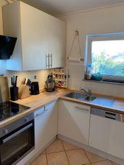 Küche gebraucht inkl Elektrogeräten
