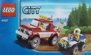LEGO City 4437 - Verfolgung im