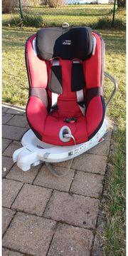 Britax Dualfix Kindersitz