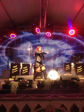 Andrea-Berg-Live-Show mit Mandy Schwarz: Kleinanzeigen aus Dresden - Rubrik Bands, Musiker gesucht