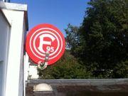 Fortuna Düsseldorf Satelliten Schüssel Überzug