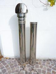 Kaminrohre Edelstahl 150 mm Durchmesser