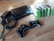 Verkaufe XBox 360 mit Spiele