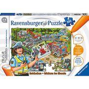 Tiptoi Ravensburger Puzzle Im Einsatz