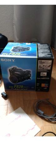 Sony DSC F 828