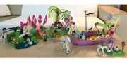 Traumhaftes Playmobil Feen Land TOP