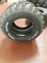 2 gebrauchte Quad Reifen