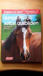 Pferdebücher-Ausbildung Training Erziehung Grundwissen