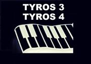 Yamaha Tyros 3 - Tyros 4 -