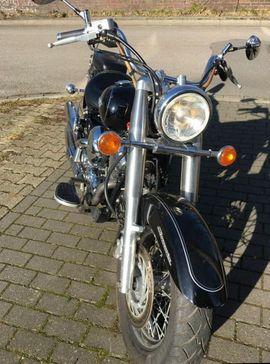 Yamaha über 500 ccm - Yamaha XVS650 DragStar Classic
