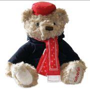 Air Berlin Teddy Teddybär Stewardess