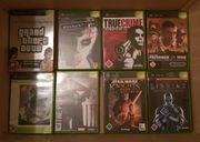 XBOX Spiele Games Gaming
