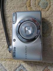 Nikon Coolpix L31 silber in