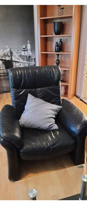 Sitzgruppe - Knuffmann - Couch - Sessel - Hocker -