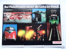 Bild 4 - Fleischmann Eisenbahn - Auto Rallye - Spur H0 - Steuerwaldsmühle