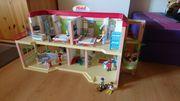 Playmobil Hotel mit Hotelbus