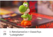 RetroGamesCon ClassicToys am 29 02