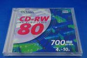 Octron CD RW 700 MB