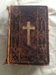 Bibel Heilige Schrift von 1905 Jh