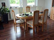 Esstisch inkl 8 Stühle