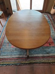 Massivholz Tisch ausziehbar